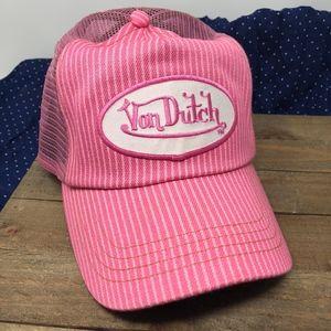 Original Von Dutch Trucker Hat